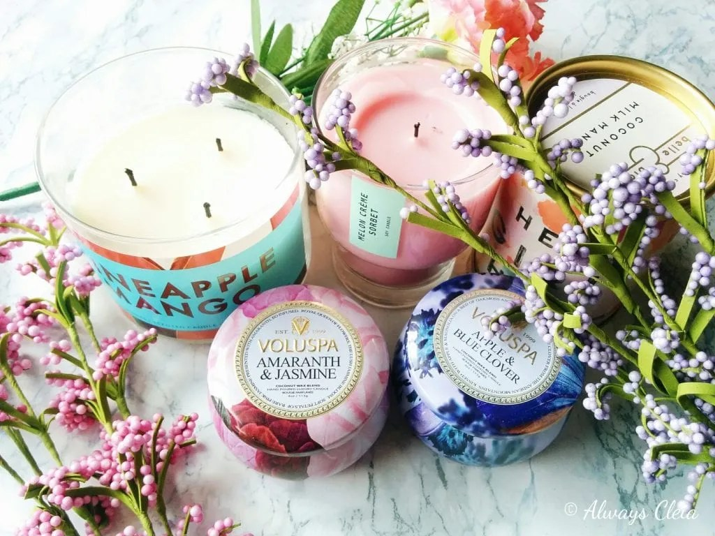 Top 5 Spring Candles