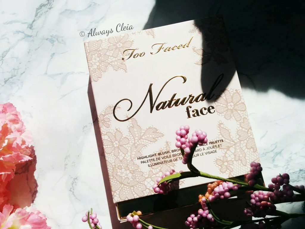 Too Faced Natural Face Palette | Sephora VIB Sale Haul