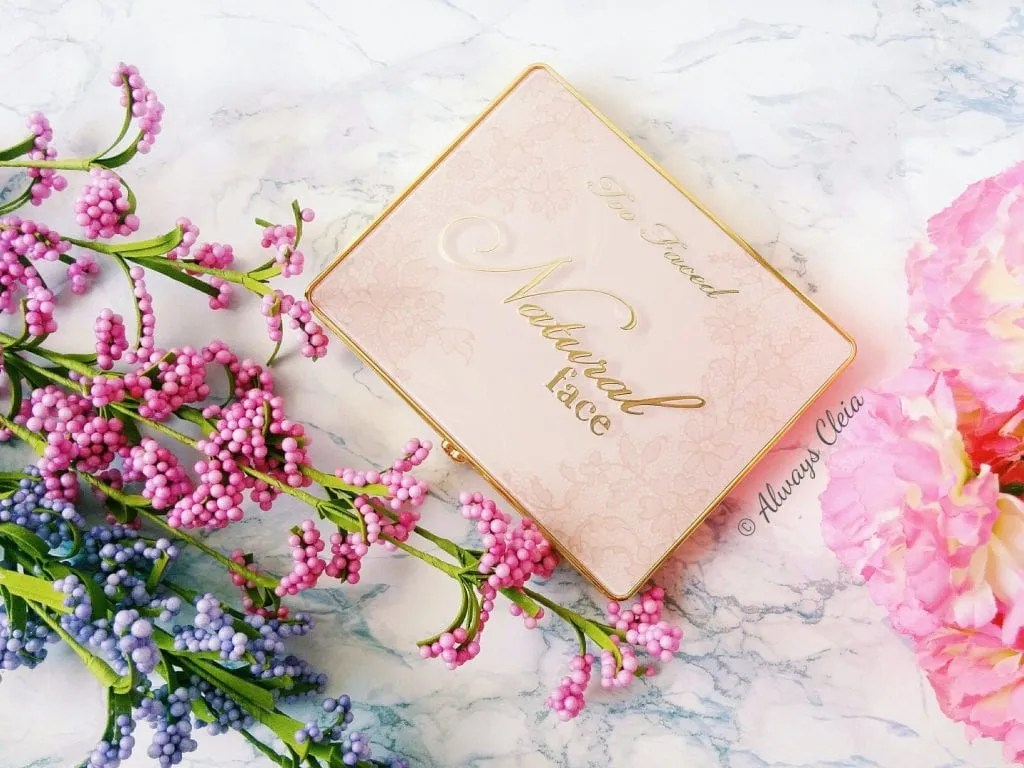 Too Faced Natural Face Palette | VIB Sale Haul