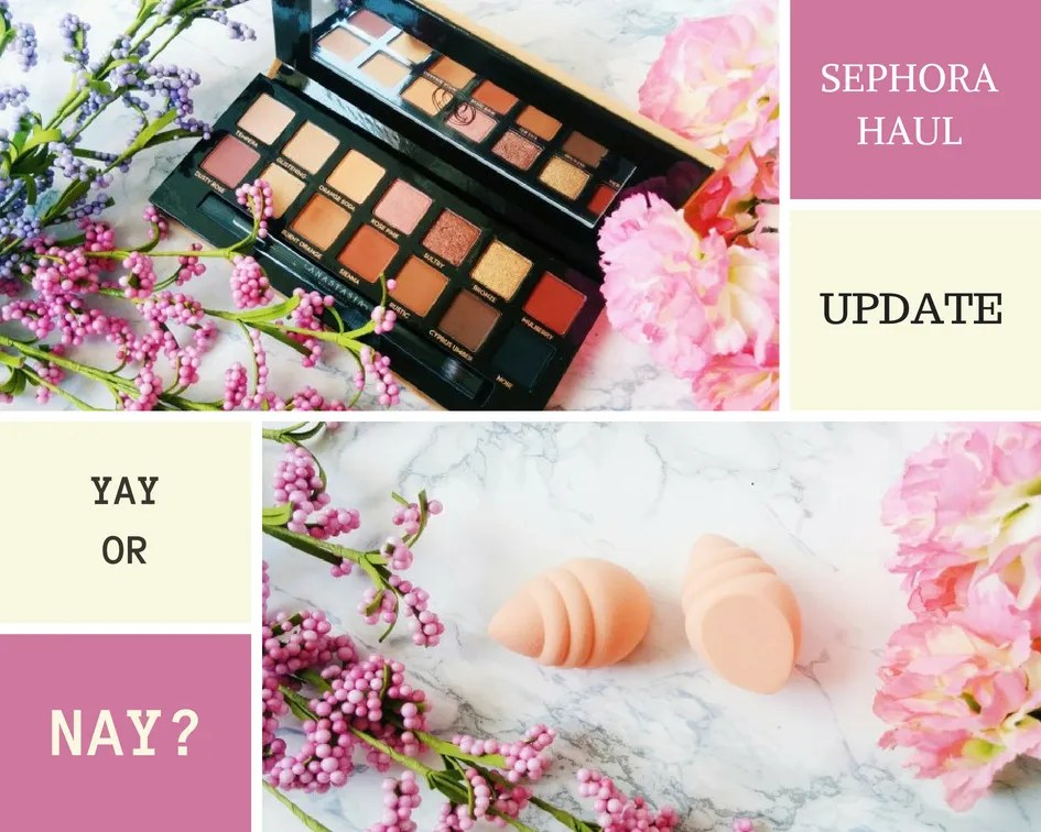 Sephora VIB Sale Update   Yay or Nay