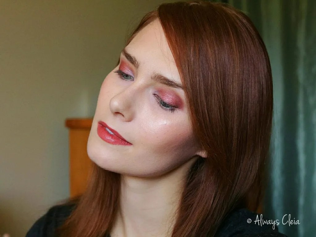 Semi-Precious Palette Makeup Look | Rosé All Day