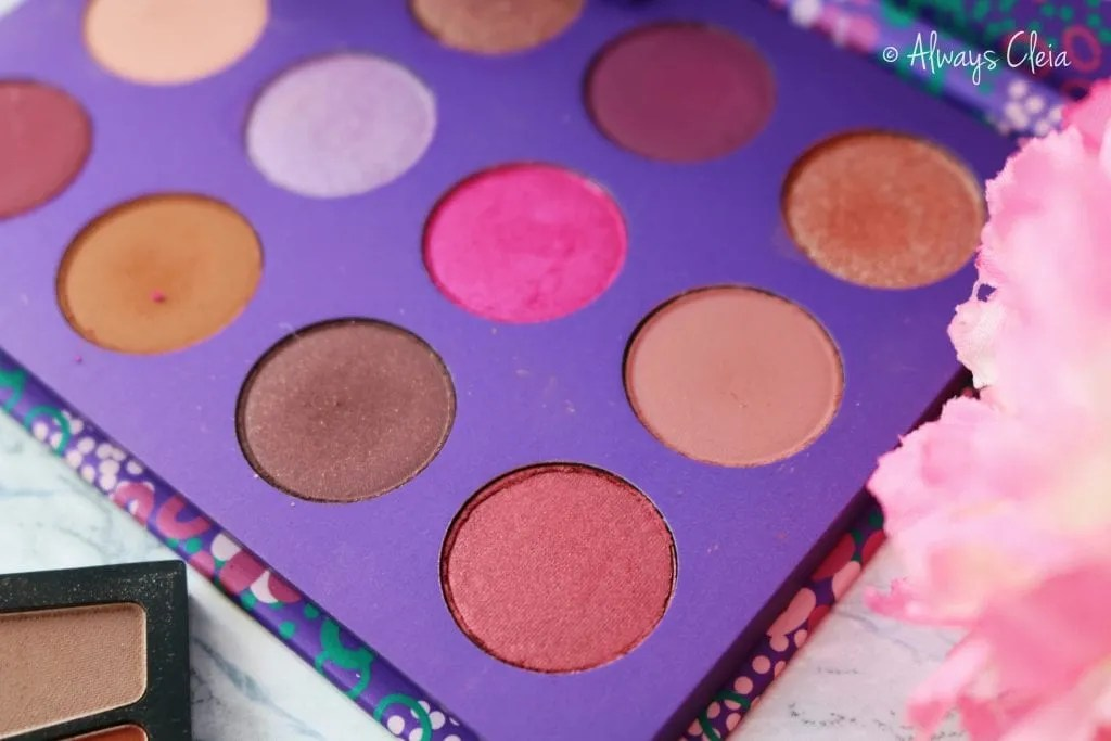 ColourPop Element Of Surprise Colour Story