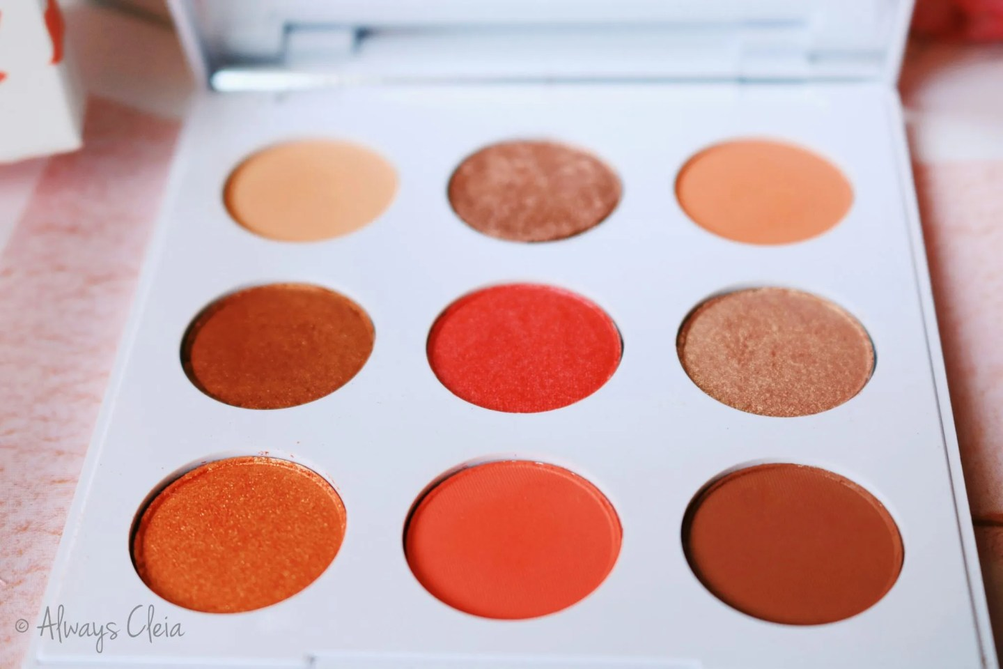 ColourPop Sol Palette Review | Pigmentation