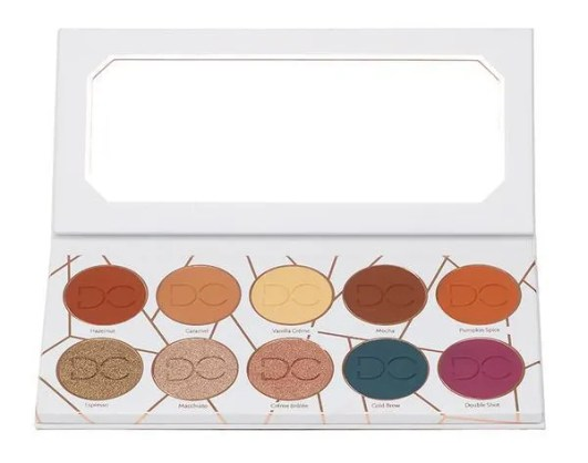 Dominique Cosmetics Latte Palette | Makeup Wishlist