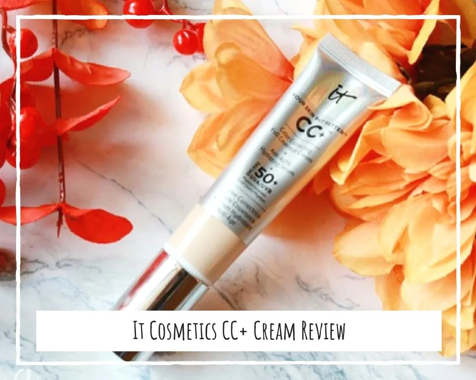 it Cosmetics Your Skin But Better CC+ Cream Review | Original Formula