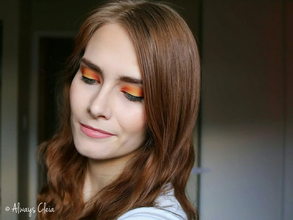 Makeup Revolution Soph Does Nails Extra Spice Palette Makeup Look