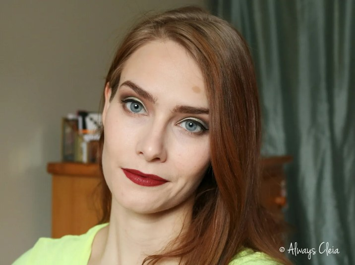 Too Faced Gingerbread Girl Lipstick Lip Swatches