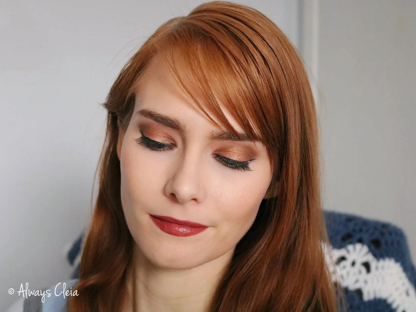 NYE Glam Makeup Tutorial