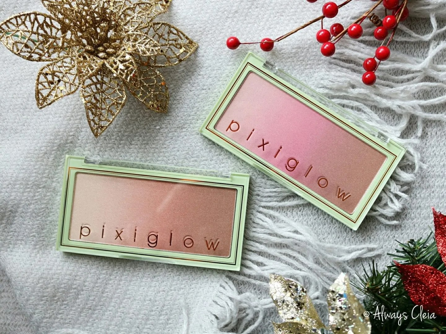 Pixi Beauty Pixiglow Cakes Review