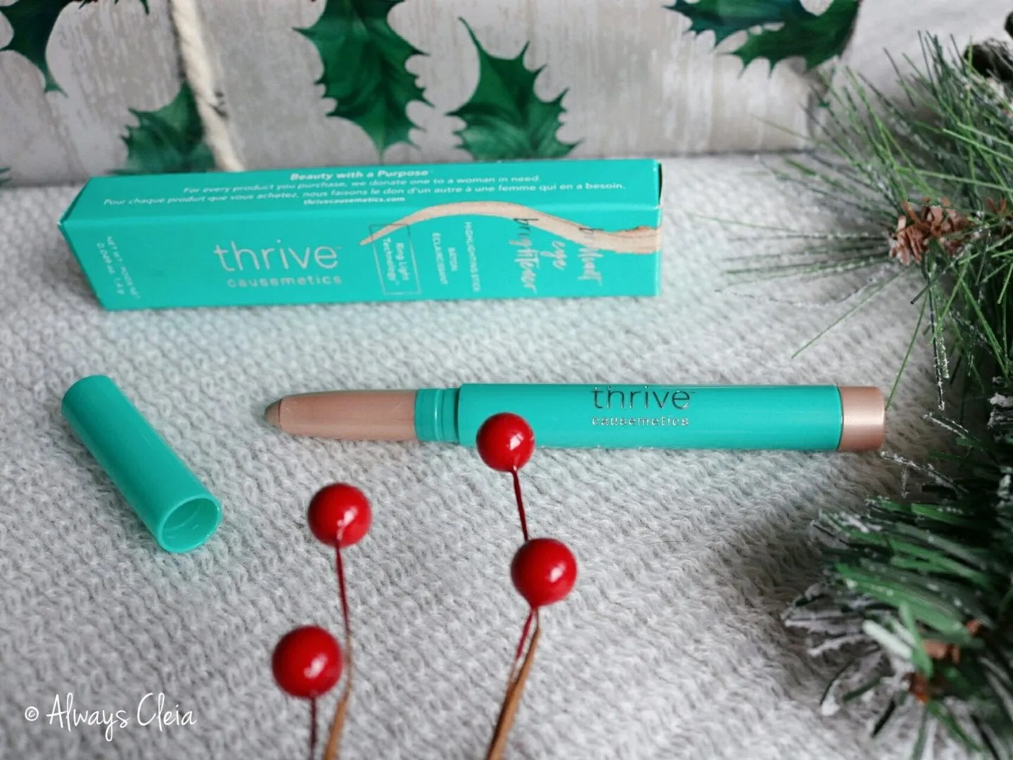 Thrive Causemetics Brilliant Eye Brightener Review - Packaging