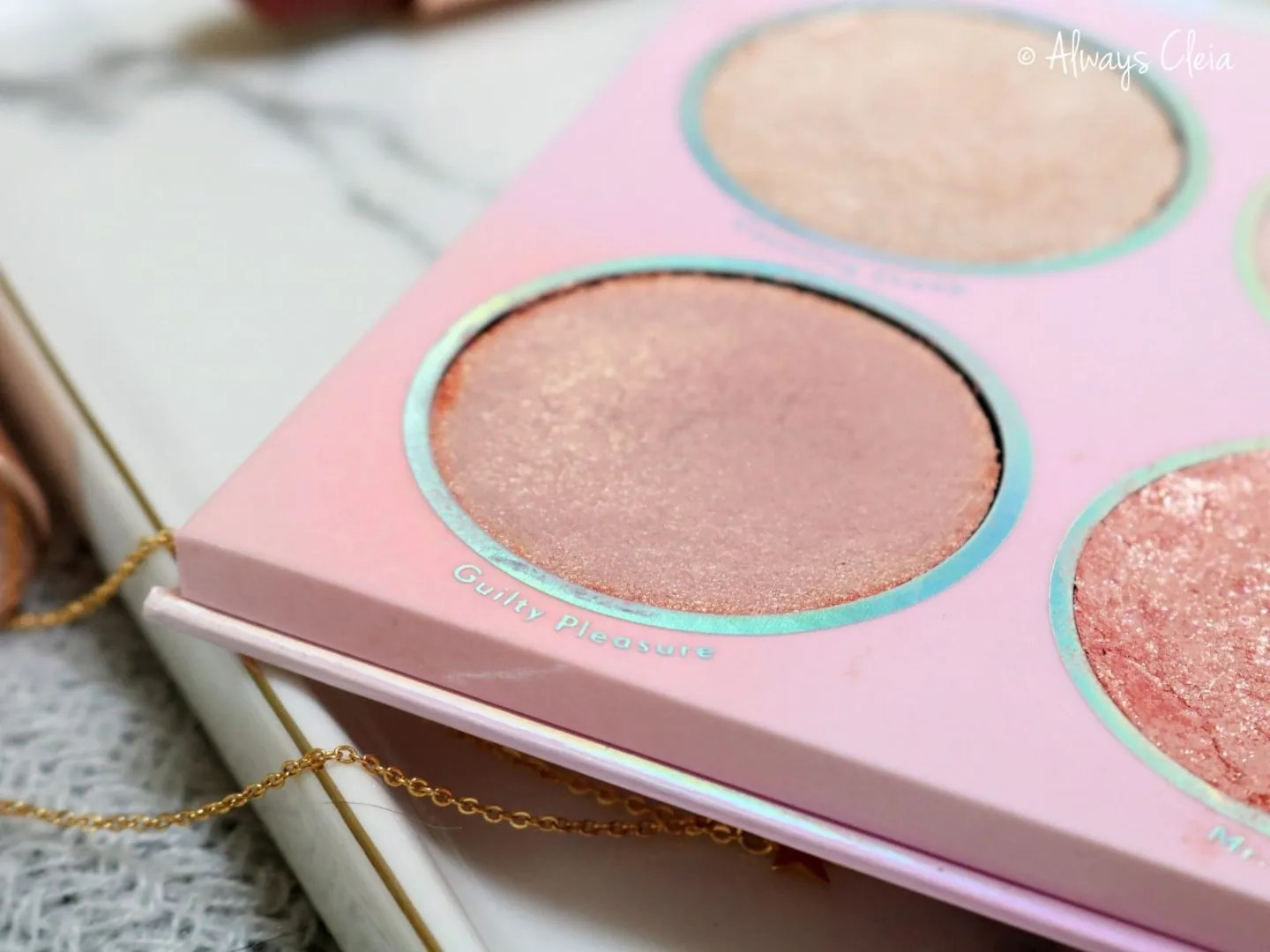 ColourPop Dream Sequence Guilty Pleasure Super Shock Highlighter