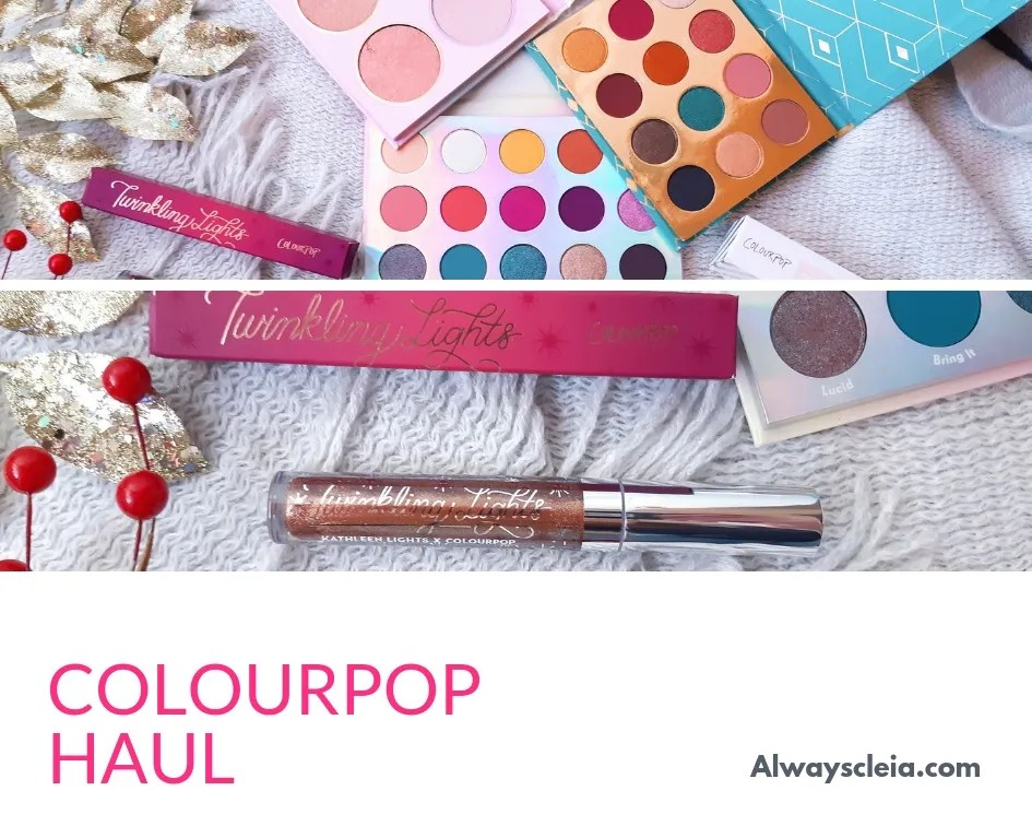 Addicted to ColourPop Haul
