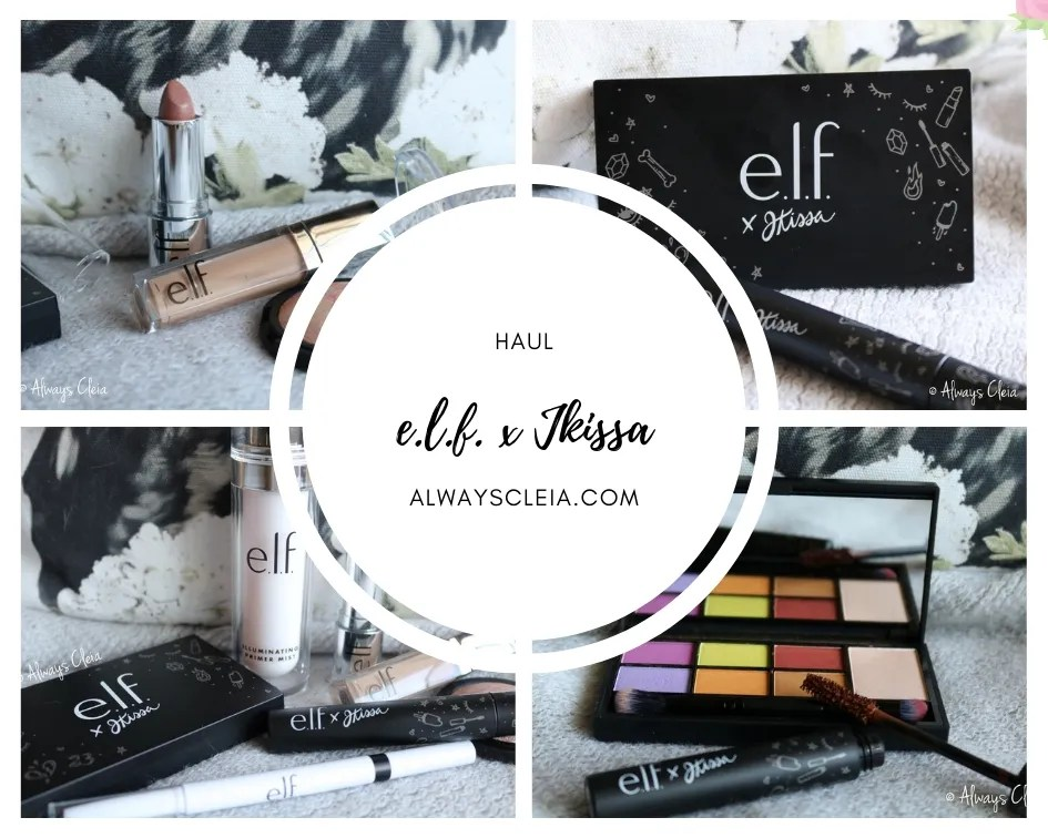e.l.f. Haul | JKISSA Collab, Face Mists & Freebies!