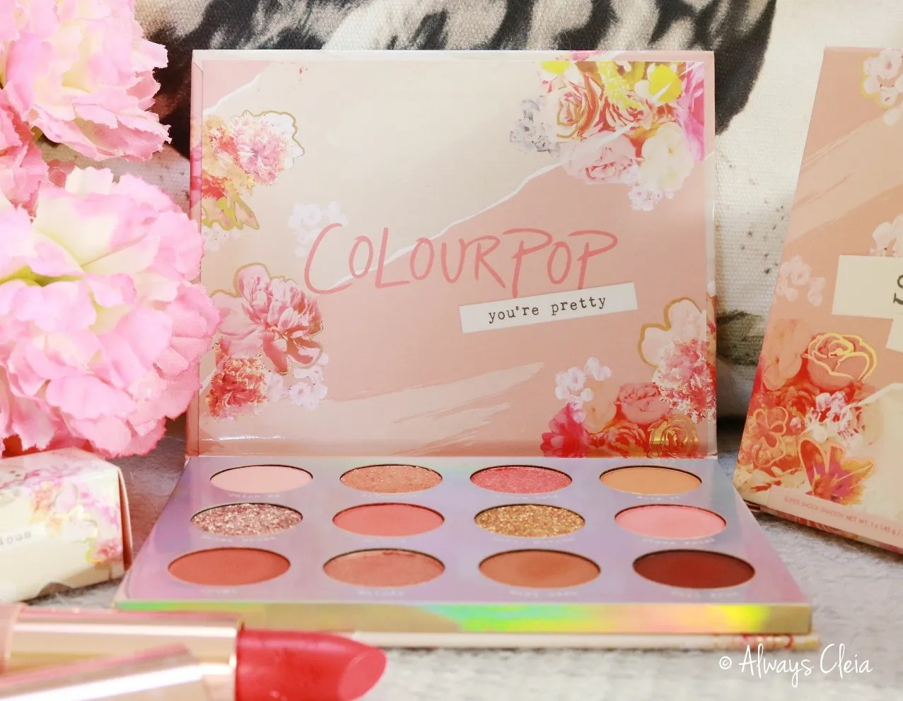 Sweet Talk Palette Review