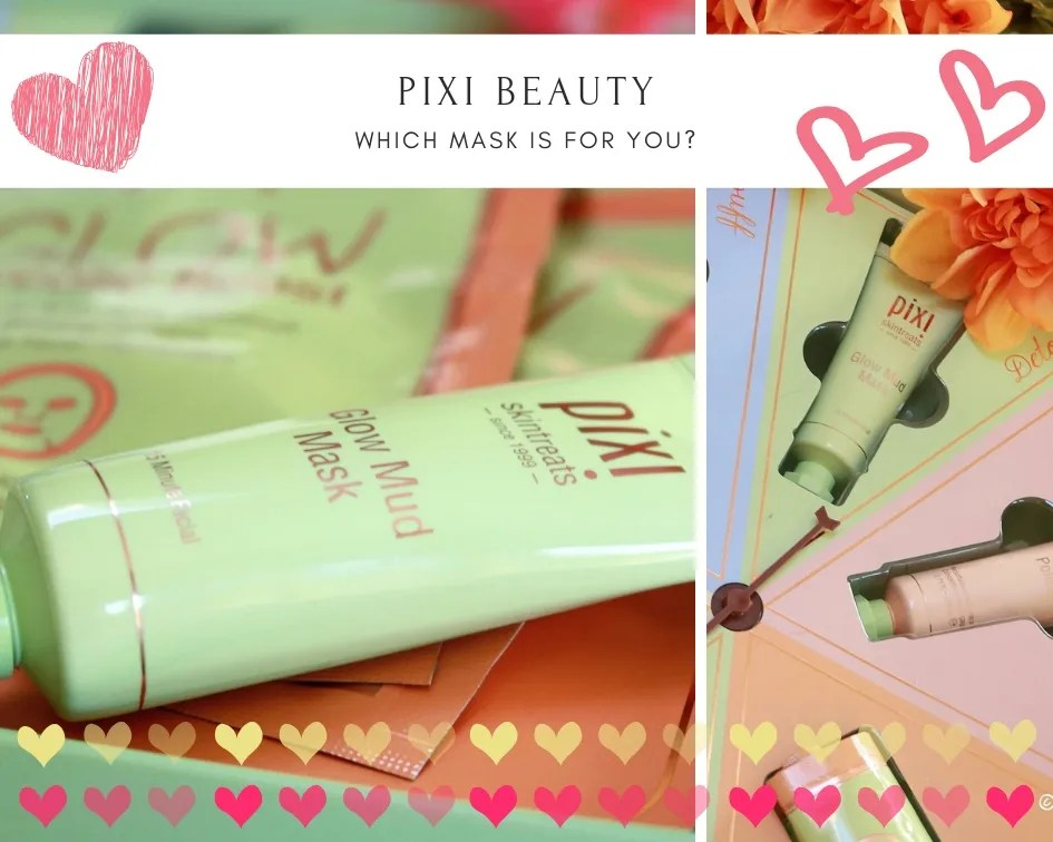 Which Pixi by Petra Mask Is For You?