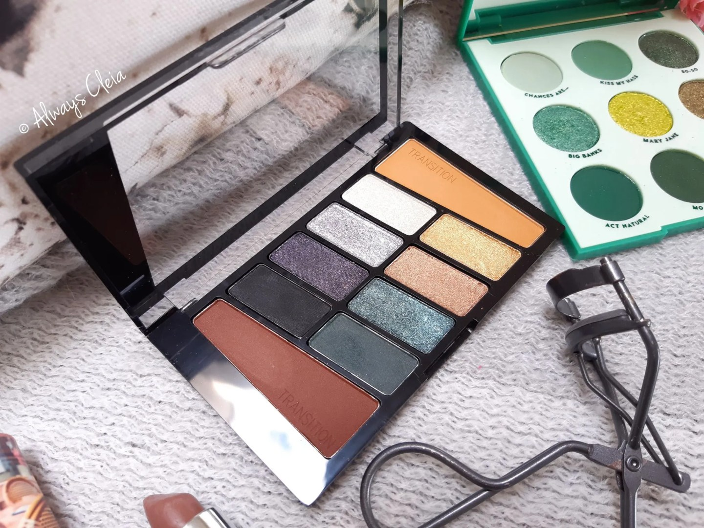 Cosmic Collision Color Icon Palette Review