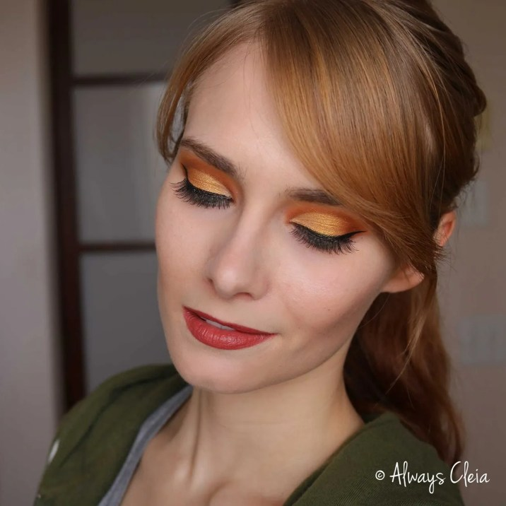 Cosmic Collision Palette Sunset Cut Crease