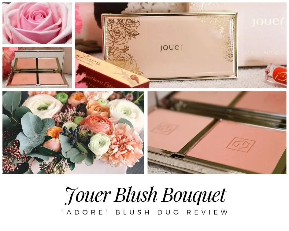 Jouer Blush Bouquet Review in Adore