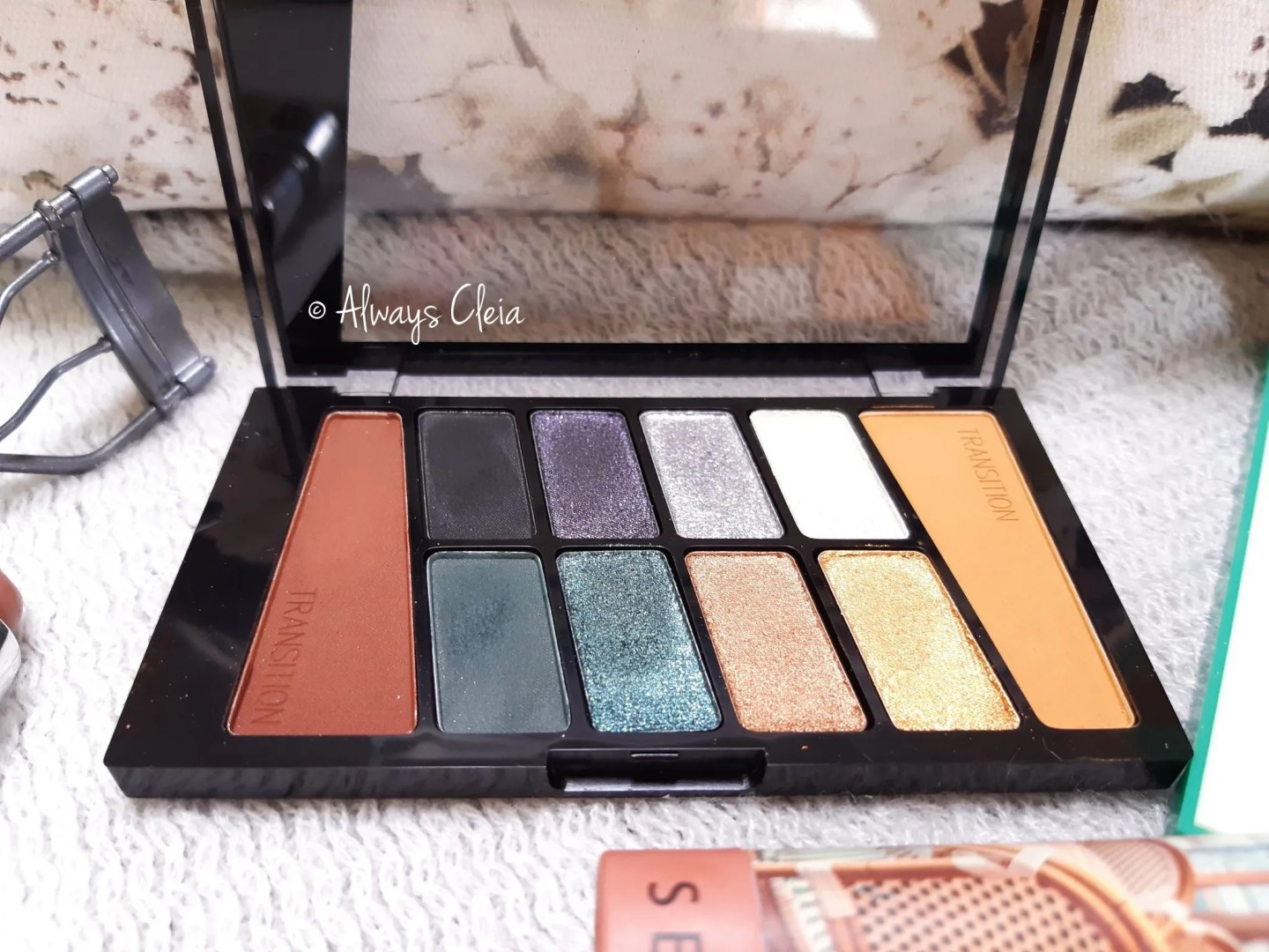 Wet N Wild Cosmic Collision Palette Review