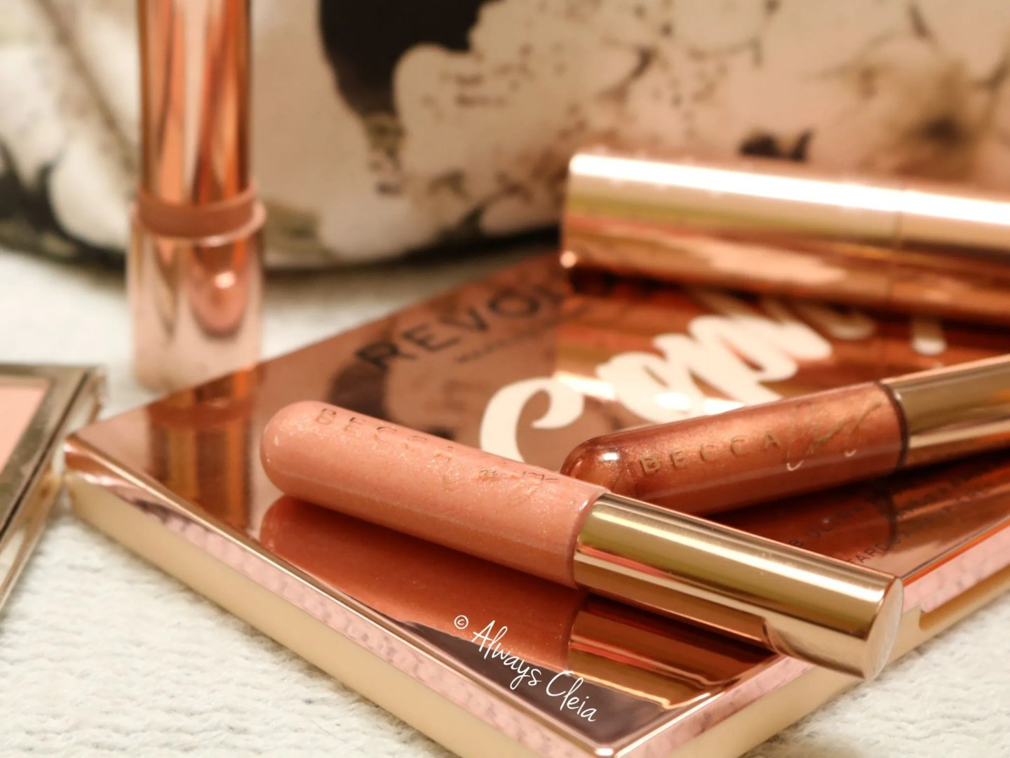 Becca Creme Brule Glow Gloss Review