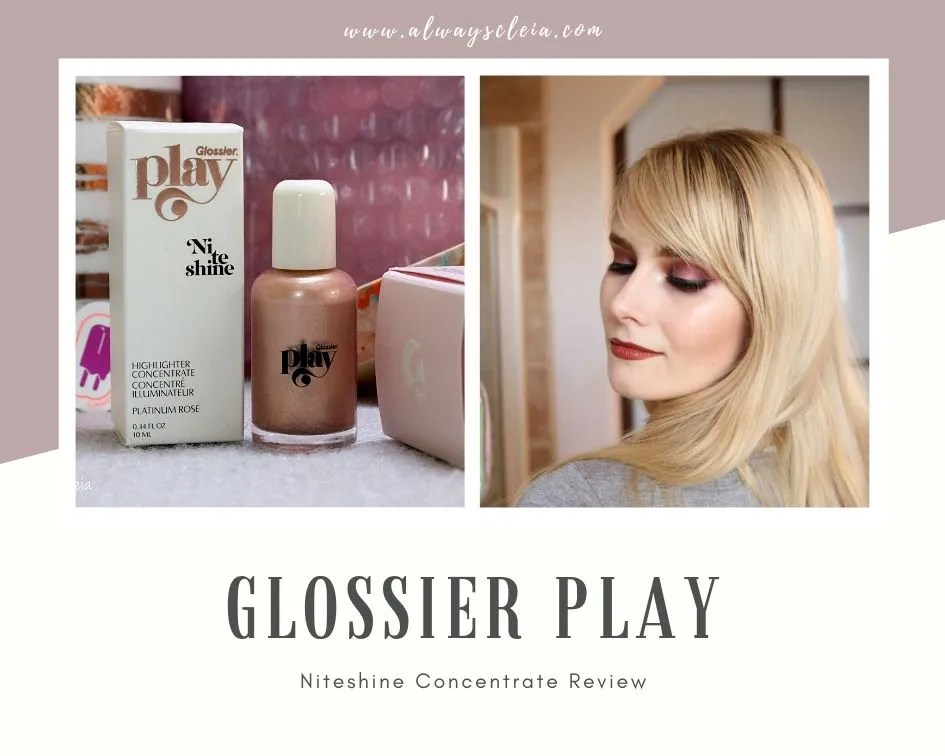 Glossier Niteshine Highlighter Concentrate Review