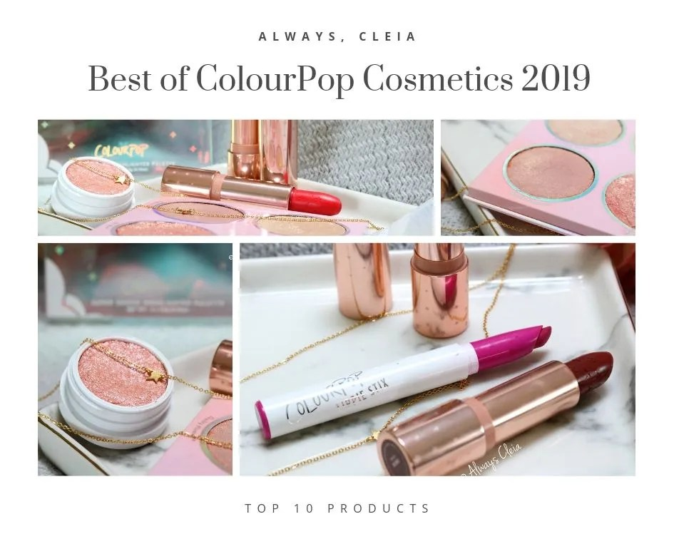 The Best of ColourPop | Top 10 Products
