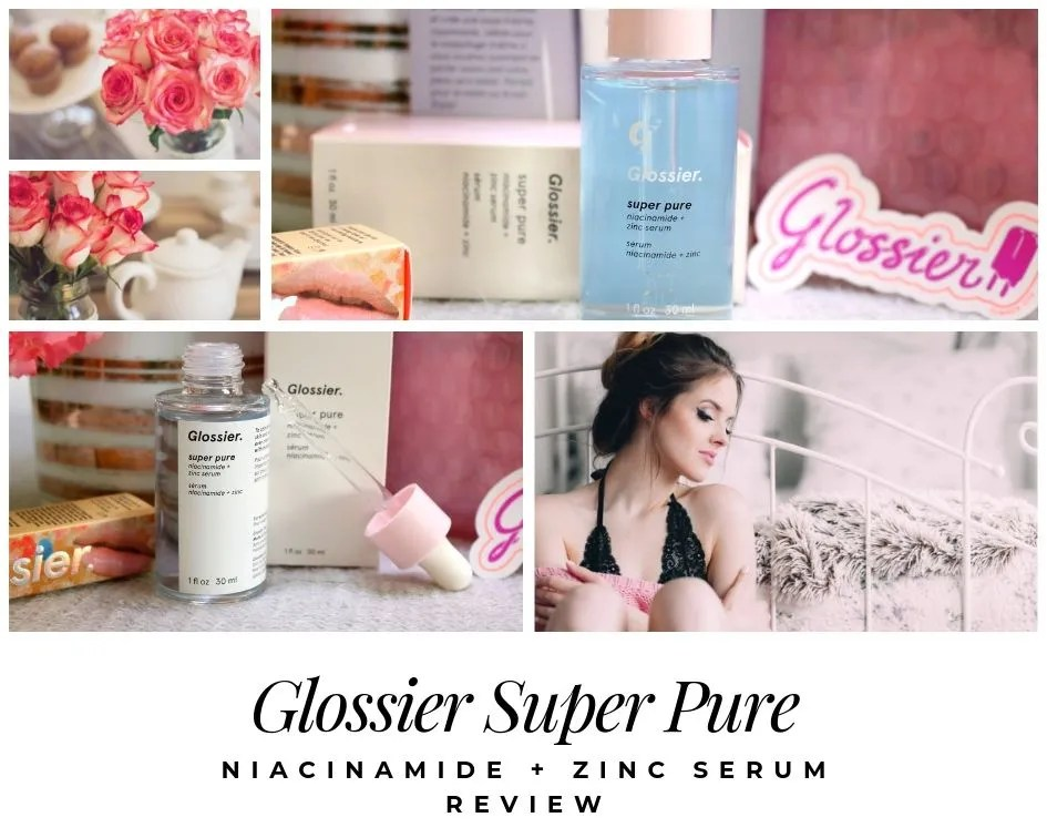 Glossier Super Pure Niacinamide and Zinc Serum Review