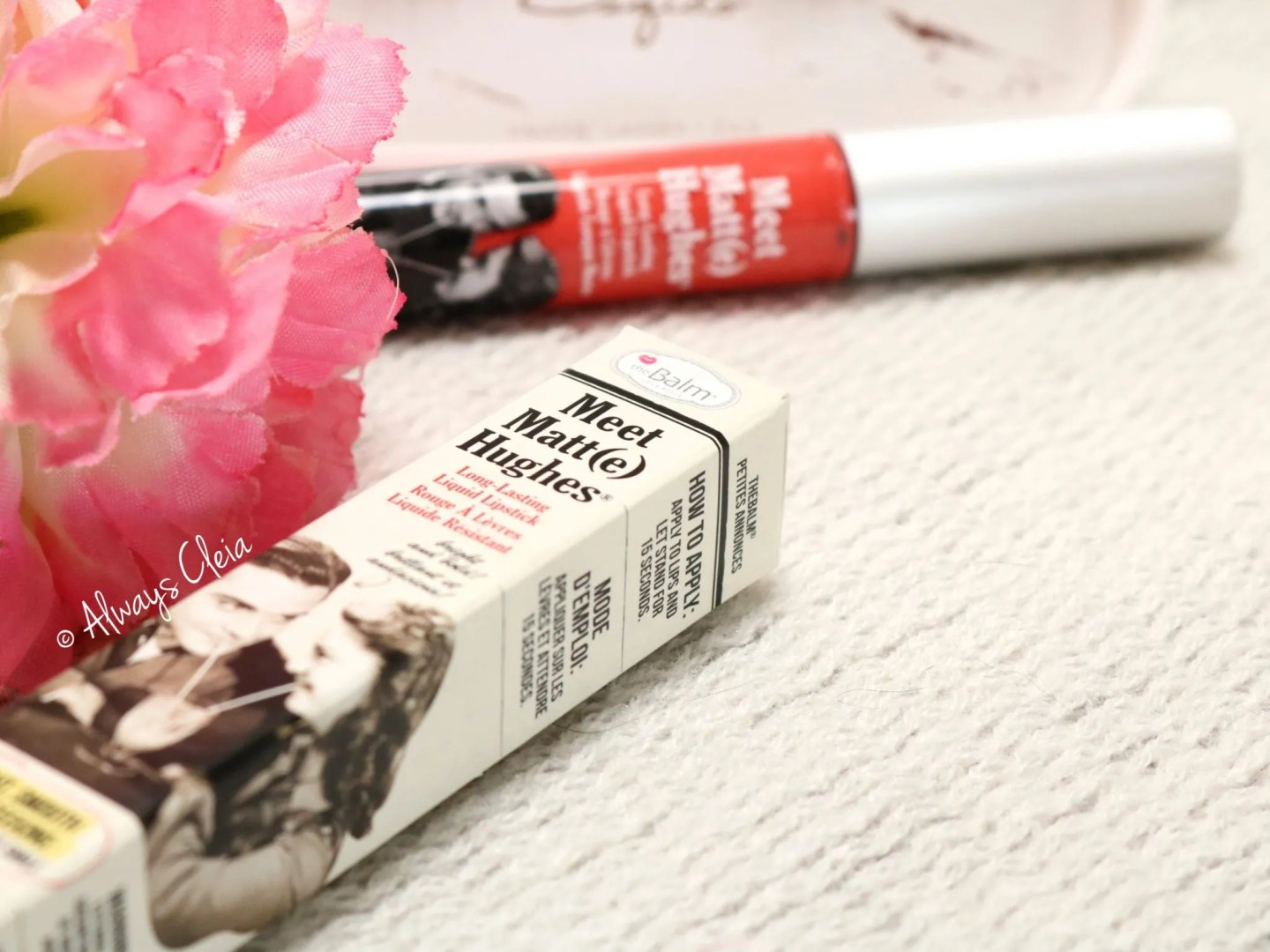 The Balm Honesty Lipstick