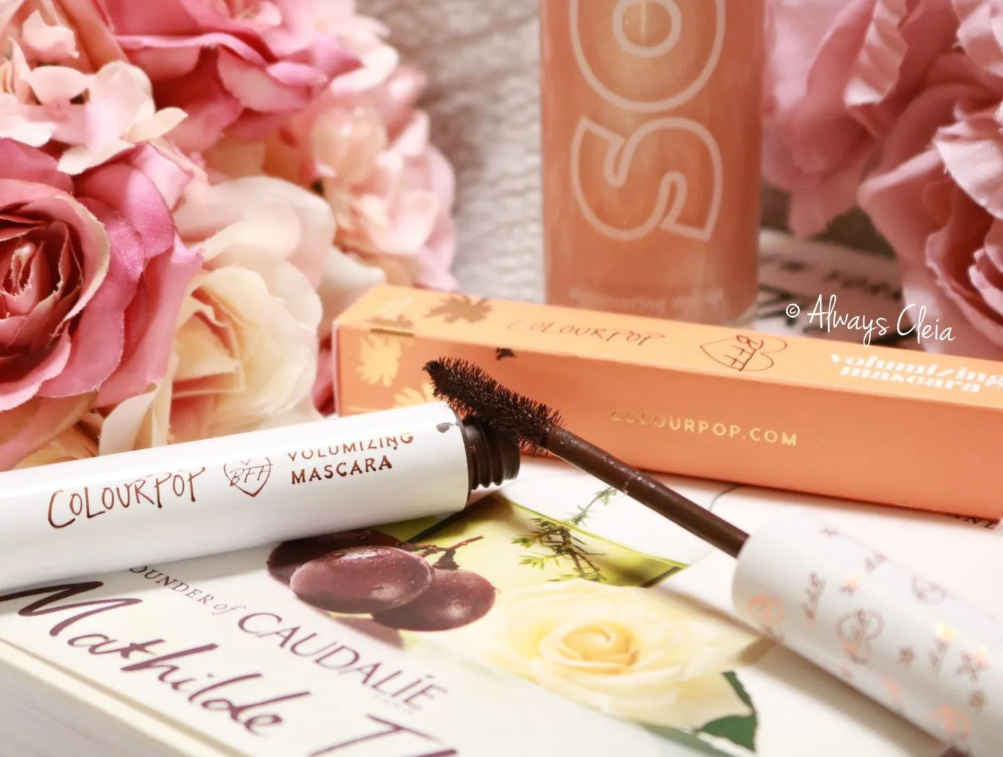 ColourPop Brownie Points BFF Mascara
