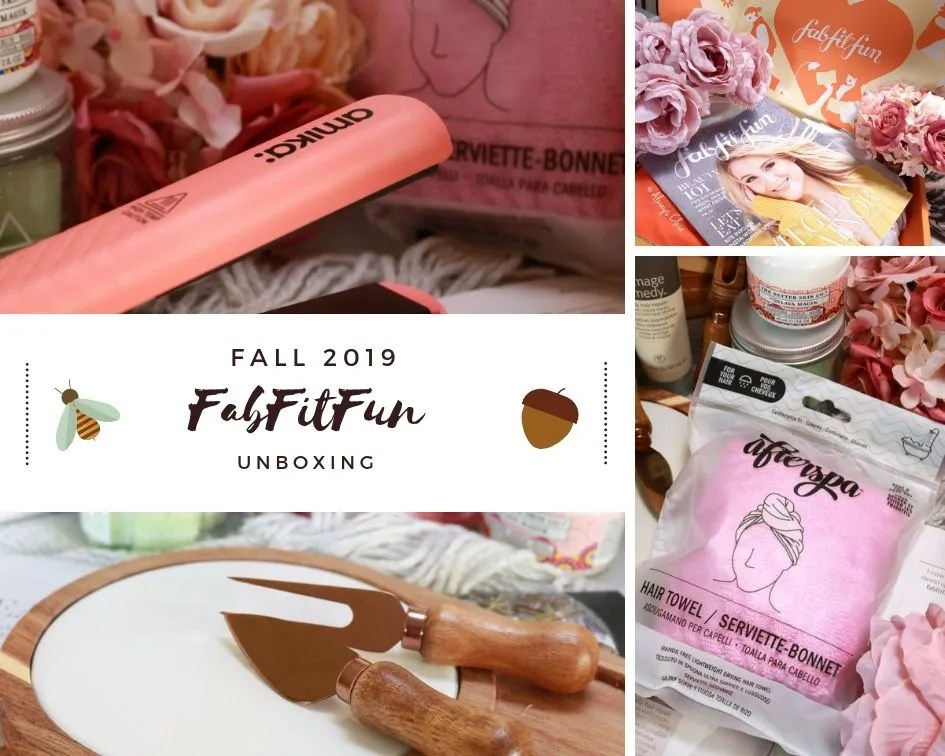 FabFitFun Fall Review 2019