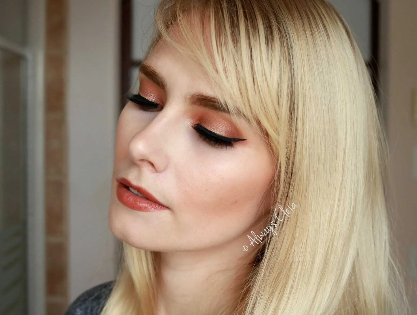 Bronze DC Latte Look