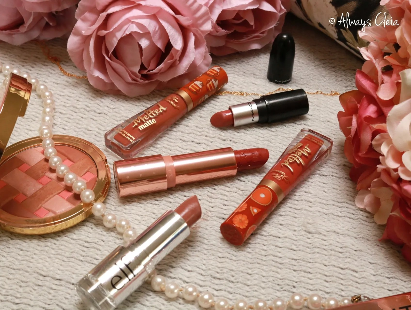 Fall Lipstick Recommendations