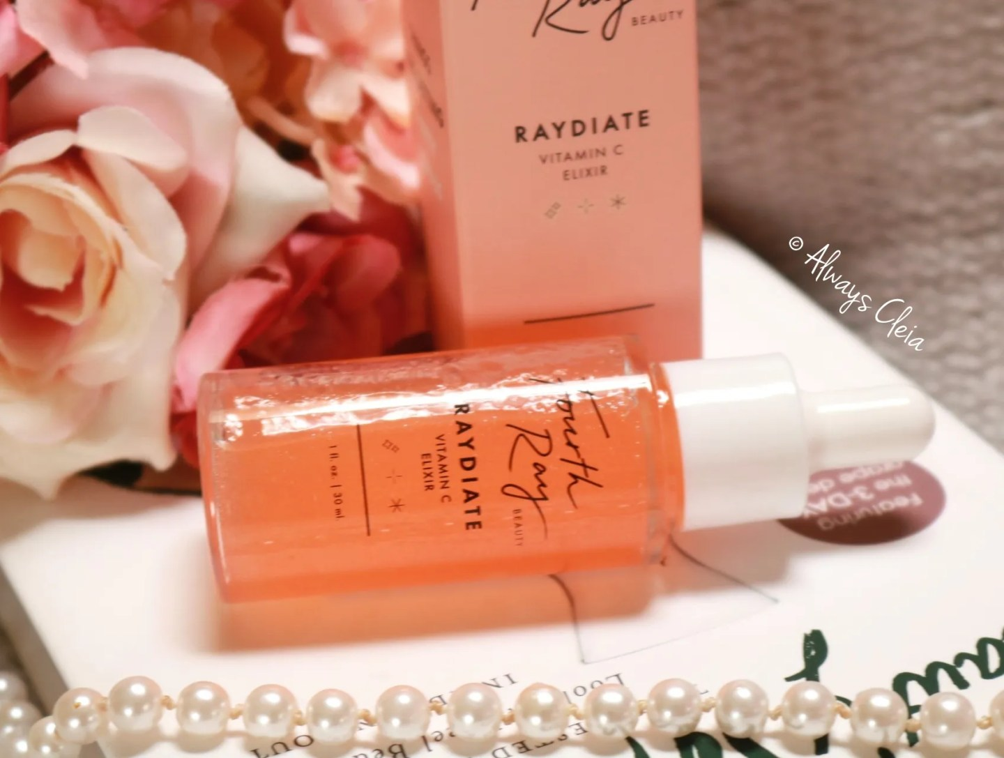 Raydiate Fourth Ray Beauty Review