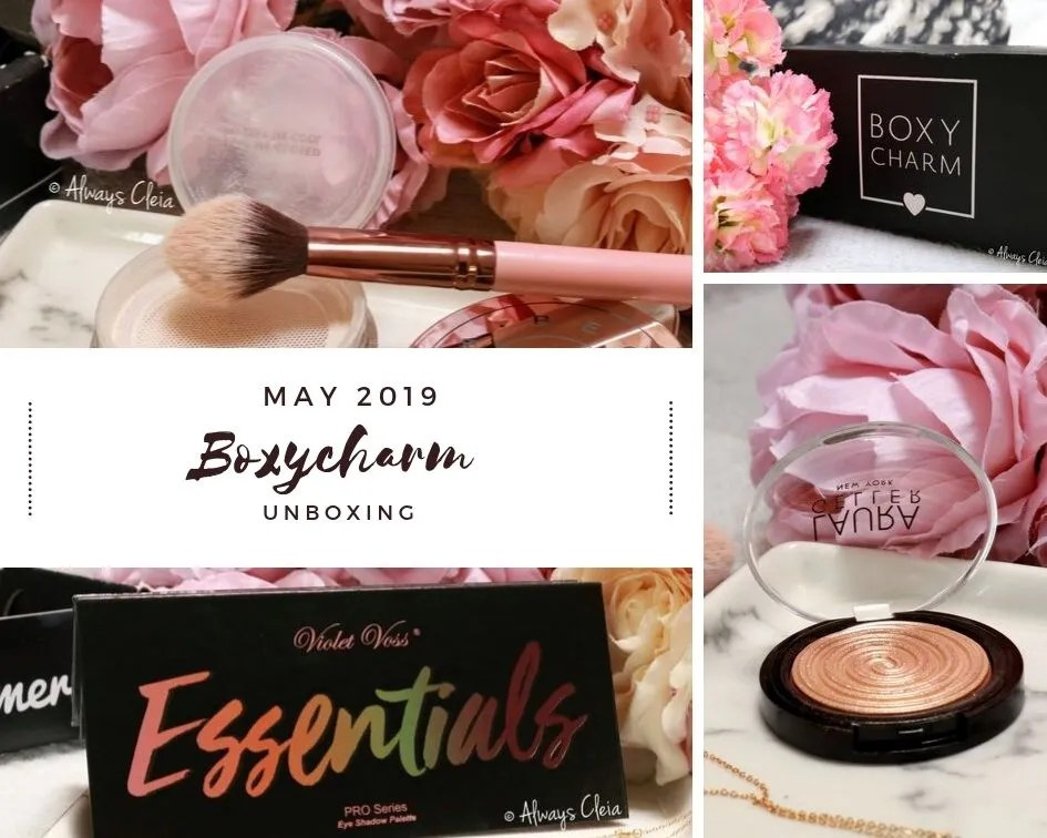 September Boxycharm Unboxing 2019