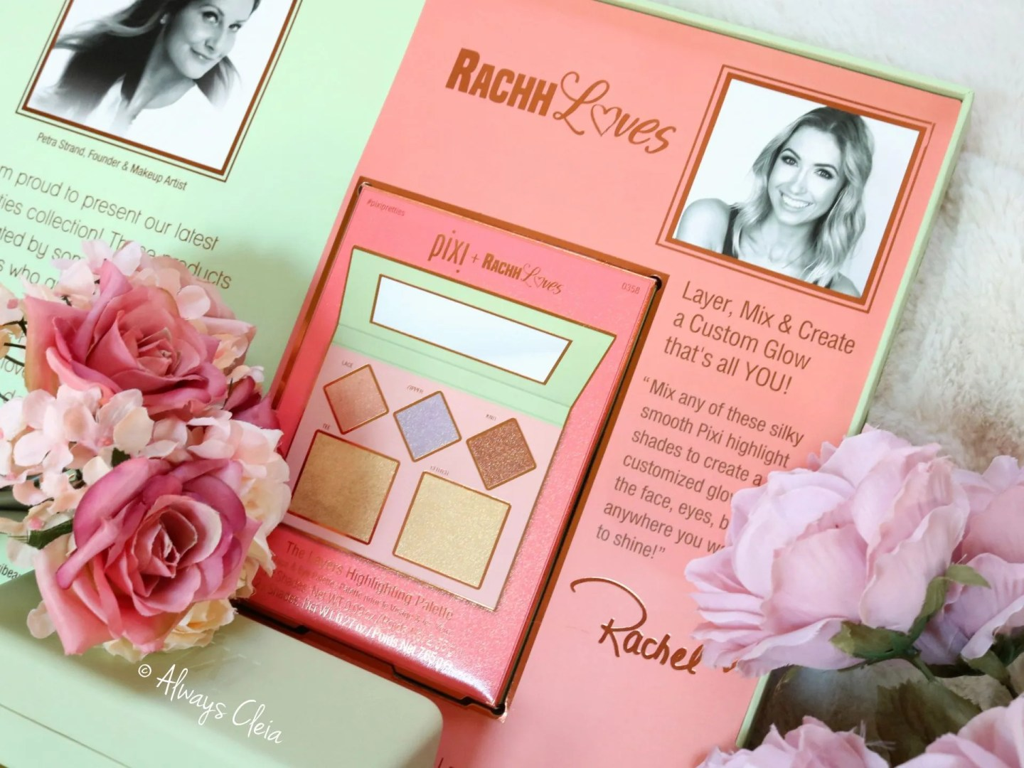 Rachh Loves & Pixi Beauty Collab