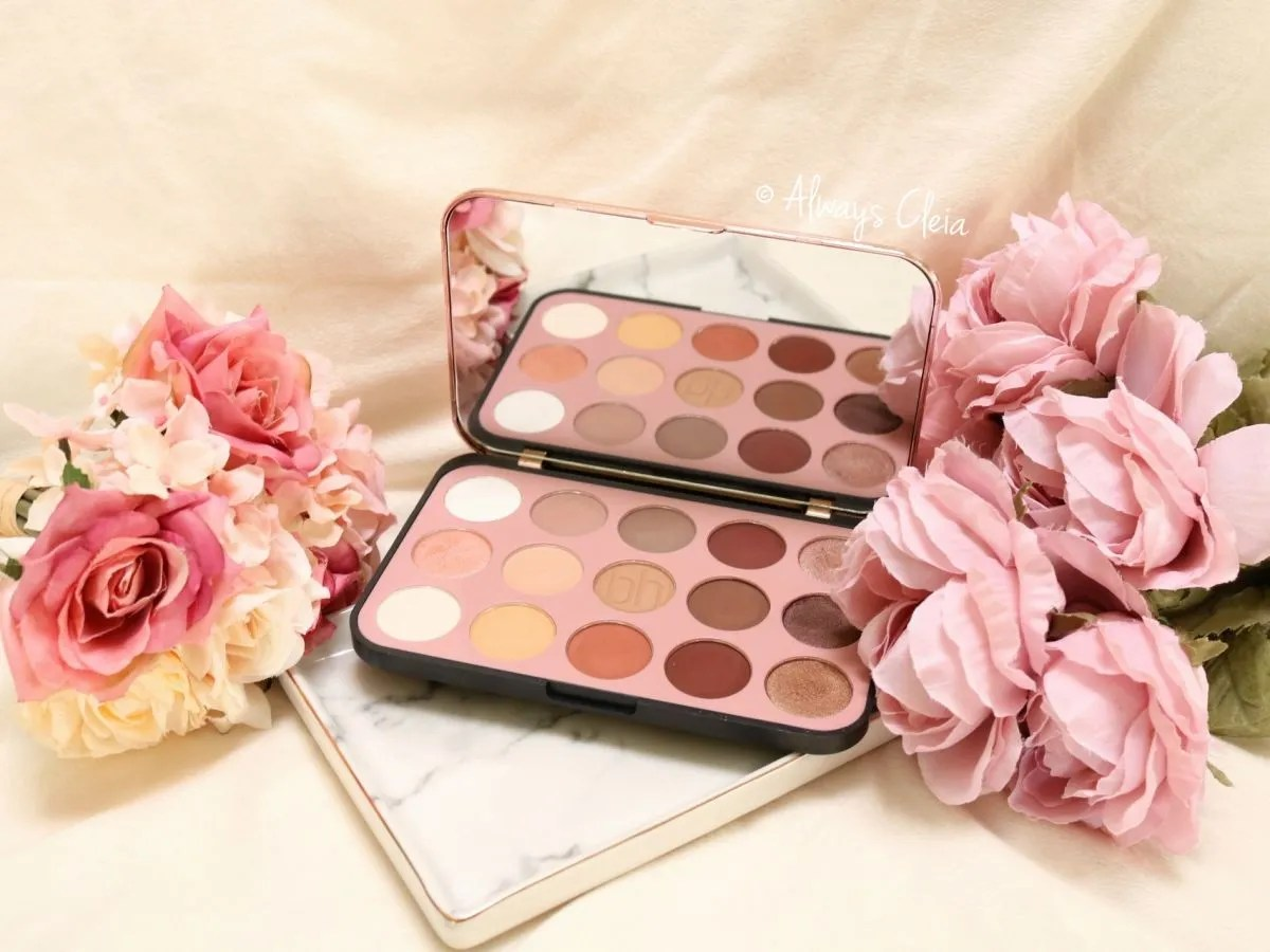 Bh Cosmetics Glam Reflections Rosé Palette