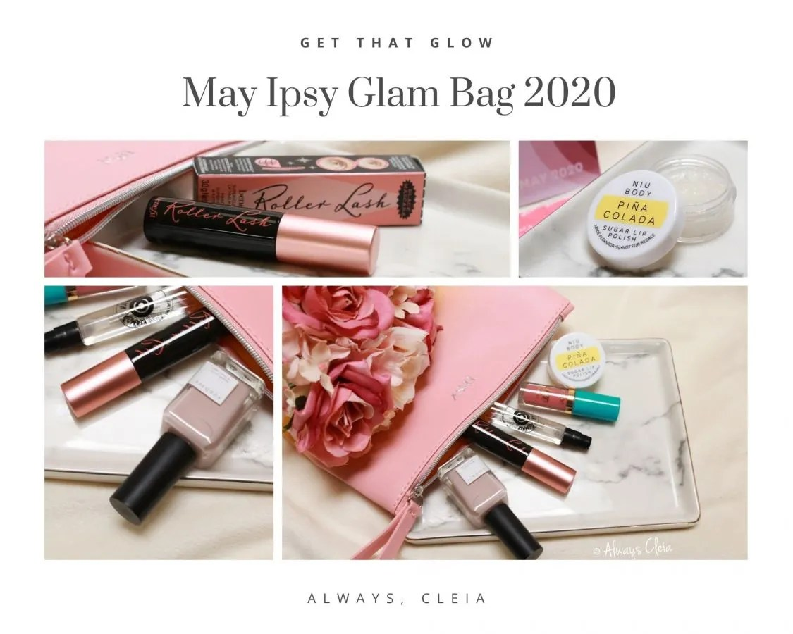 May Ipsy Glam Bag Review 2020