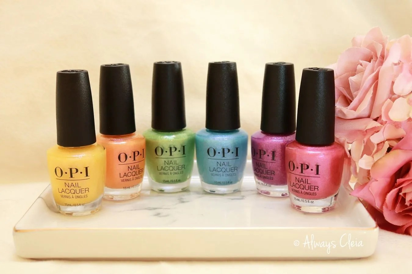 OPI Hidden Prism Collection Review (2)