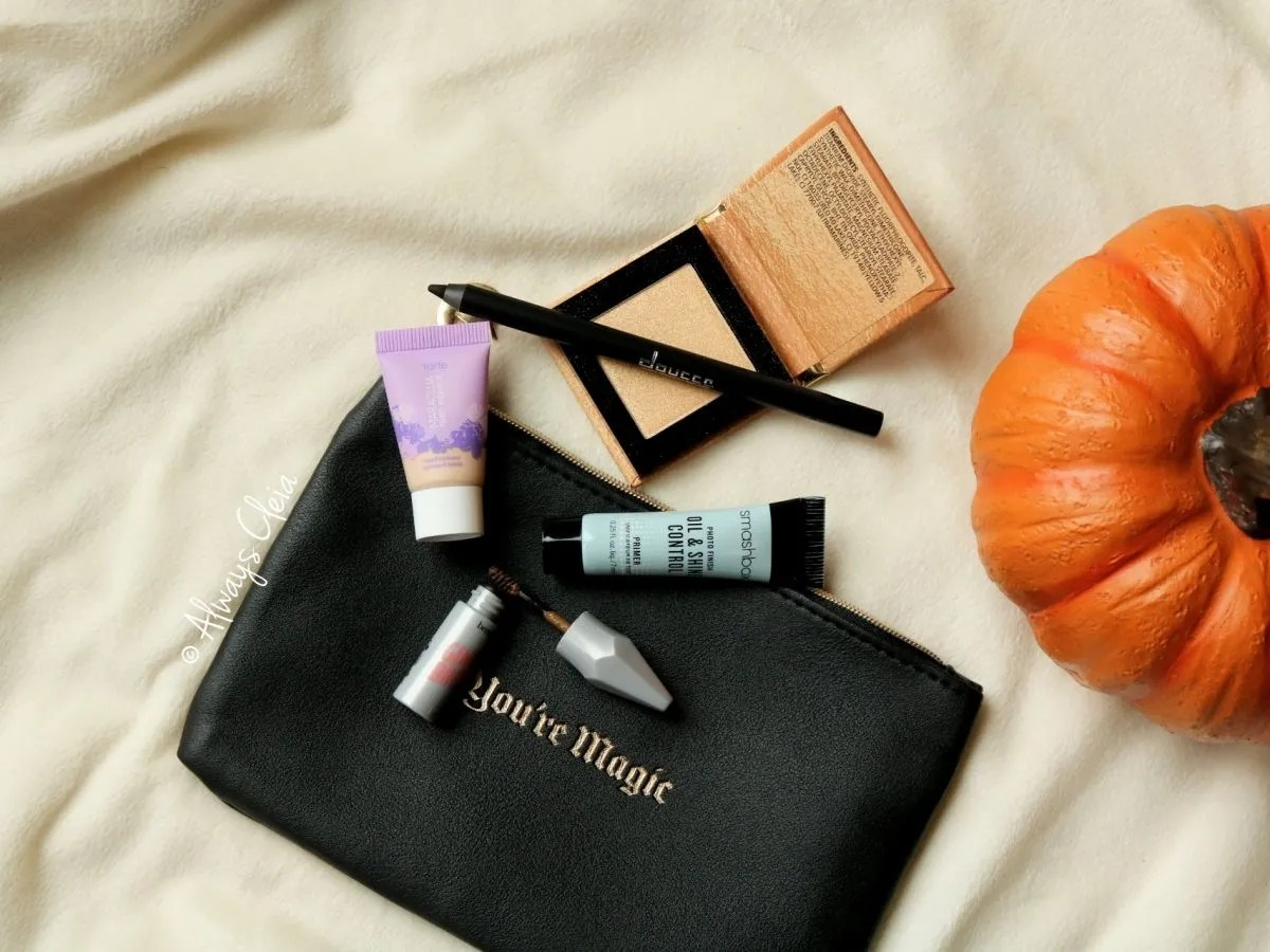 Ipsy Glam Bag Review October