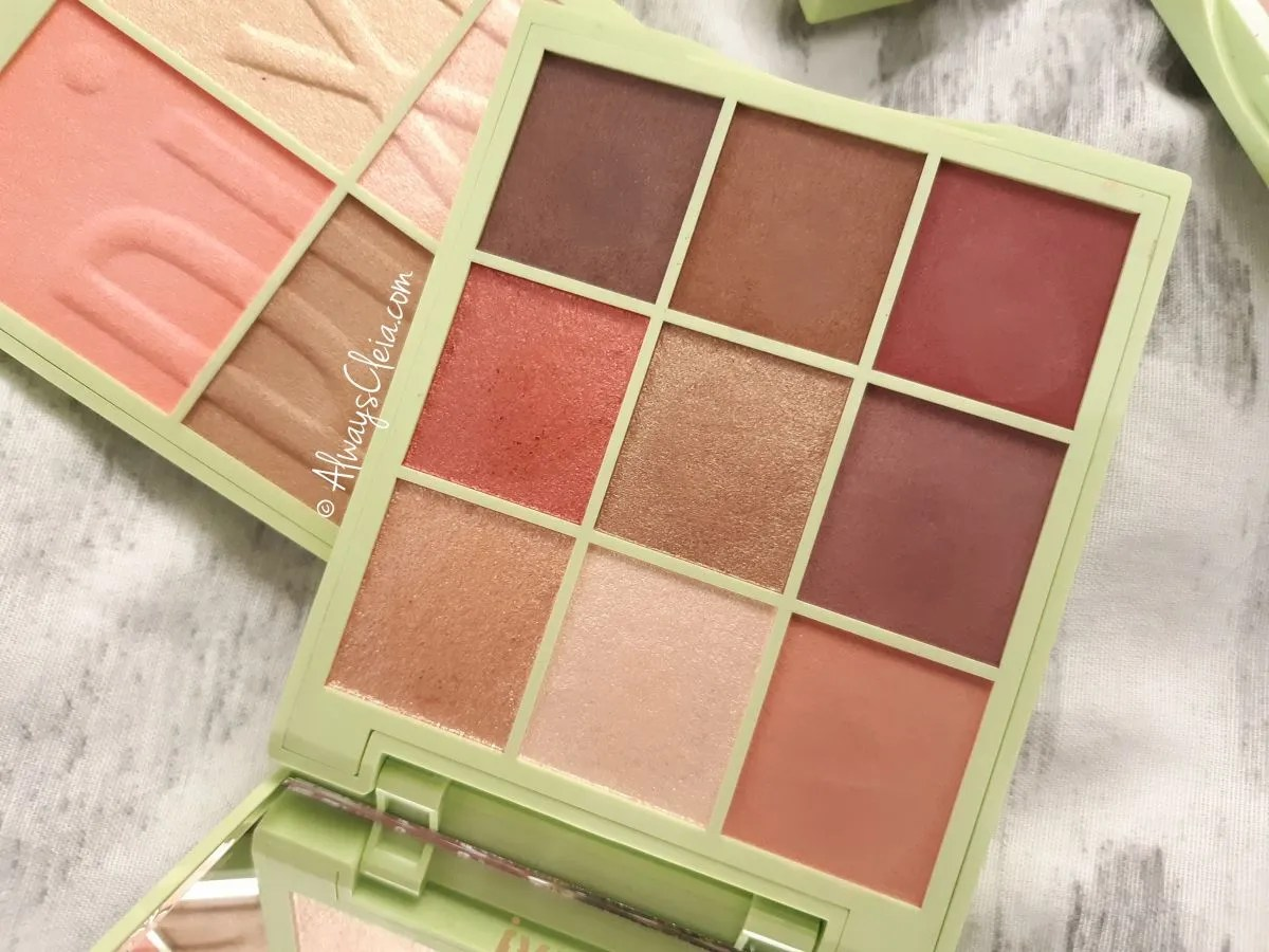 Pixi by Petra Eye Effects Palette Review