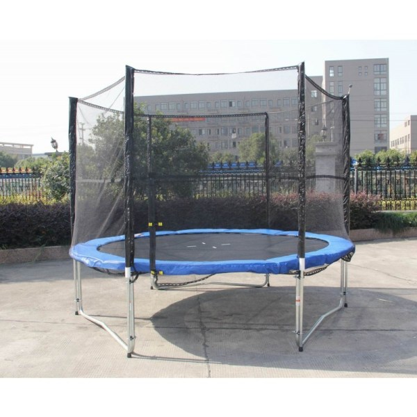 10 Foot Trampoline With Enclosure Direct