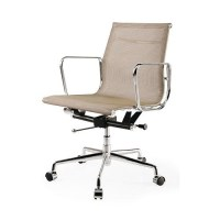 Mesh Eames Low Back Executive Chair