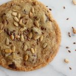 Seeded Dark Chocolate Chip Cookies | alwayseatdessert.com
