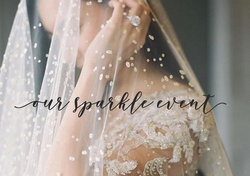 A|E Bridal Sparkle Event December 14th – 15th