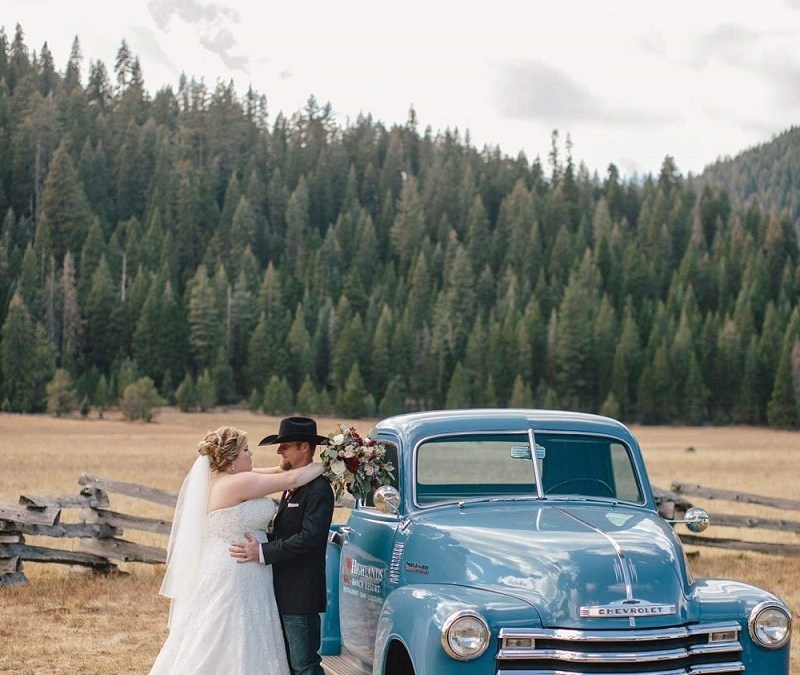 AE Bride Mikayla & Alex Jones | Lassen National Forest, CA