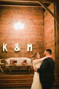 AE Real Bride Michelle & Groom Ken's First Dance | Onelove Photography