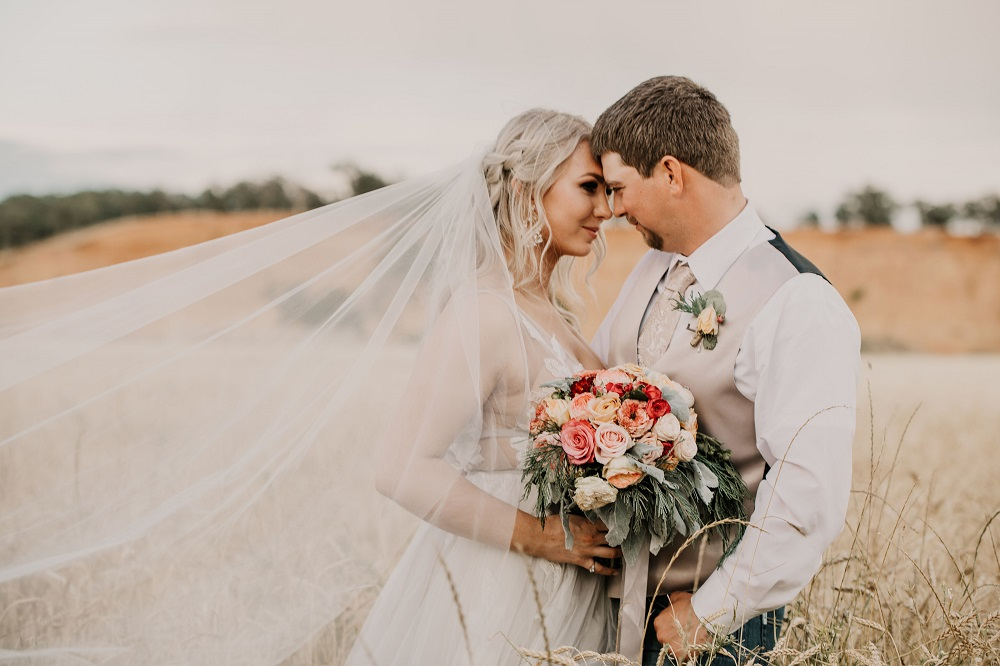A|E Bride Hailey & David | Red Bluff, CA