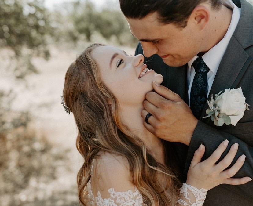 A|E Bride Jade and Steele Roberts | Northern CA