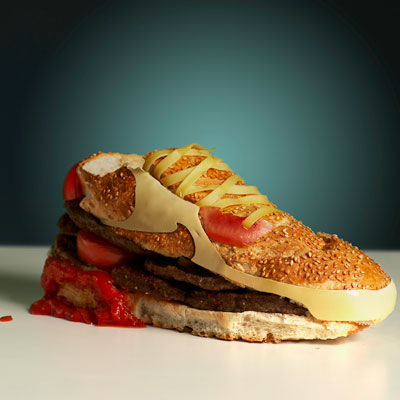 Nike Air Max 90 Burger Sneaker