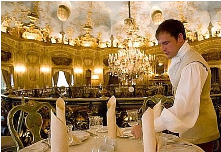 Varvary Restaurant, Moscow, Russia